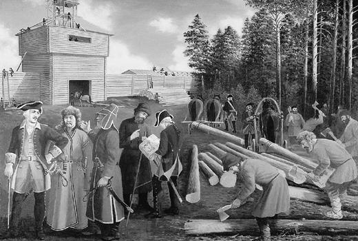 Основание Челябинска