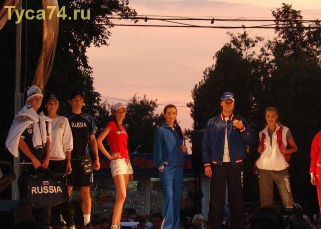Общая картина спортивной одежды