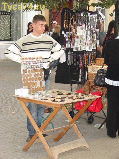 Сувениры продаются