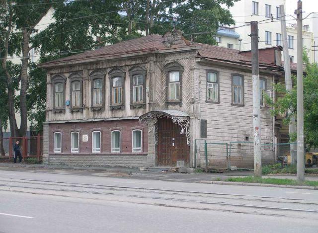 Старое здание городского суда